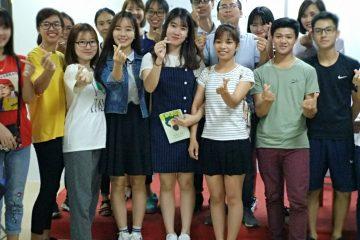 Cảm nhận học viên tại Royal English