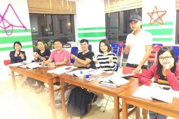 Khai giảng lớp Tiếng Trung cho người mới bắt đầu