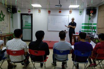 Học Tiếng Anh tại Hải Dương – Phỏng vấn xin việc bằng Tiếng Anh
