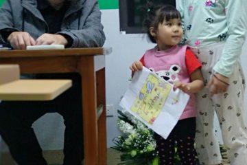 Khai giảng Lớp Tiếng Anh cho trẻ em tại Hải Dương