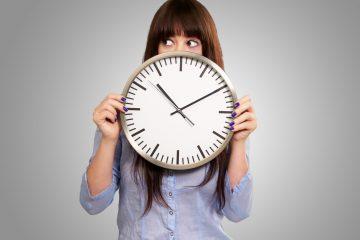 Cách hỏi giờ và trả lời trong Tiếng Anh