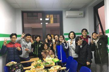 Khai giảng lớp Tiếng Anh giao tiếp nâng cao tại Hải Dương 14/1/2019
