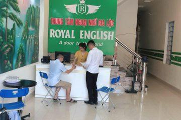 Trung tâm tiếng Anh Royal English chi nhánh Gia Lộc – Hải Dương