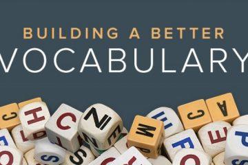 Bí quyết học từ vựng dễ nhớ, hiệu quả!