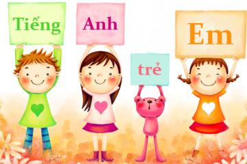 Cho trẻ học tiếng anh sớm nên hay không?
